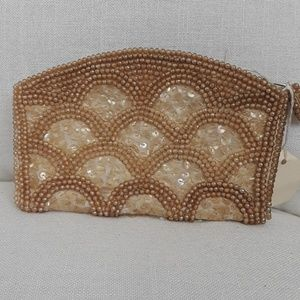 Authentic Vintage Beaded Clutch